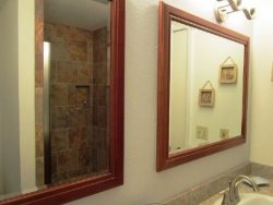 Dock Of The Bay 308 - Main Level - Master Bathroom - Walk In Shower